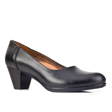Cabani Womens 5cm Heeled Comfort Casual Shoes 320