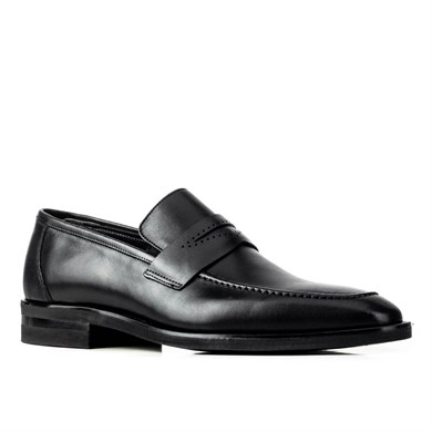 Cabani Belt Detailed Classic Mens Shoes 2-86